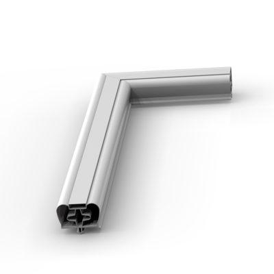 Burlete 1/2 puerta AMD