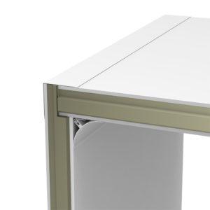 encuentro-techo panel frigorifico Industrial