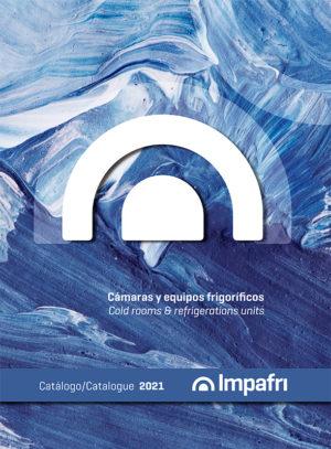 portada catalogo Impafri 2021